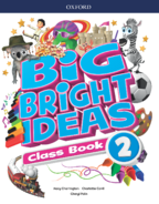 BIG BRIGHT IDEAS 2 CB FLIPBOOK (ES)