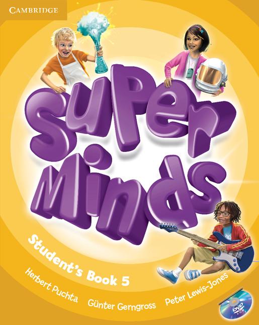 Epdf Super Minds 5 Student S Book Digital Book Blinklearning