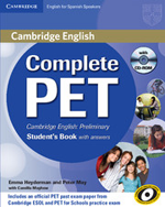 Complete PET ESS, Student's Book (Enhanced PDF)
