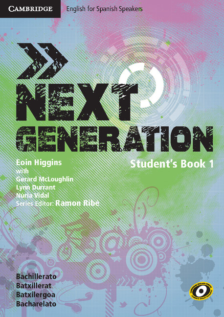 Next Generation 1, Student's Book (SCORM)