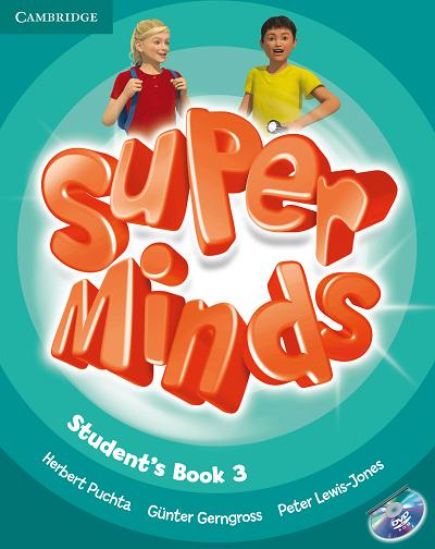 Super Minds 3 Student's Book | Digital book | BlinkLearning