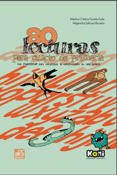 80 lecturas para cuarto de primaria | Digital book | BlinkLearning