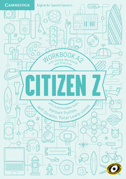 NEW Citizen Z A2 Worbook with Online Practice SCORM