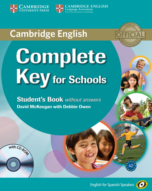 ePDF Complete Key for Schools ESS Student's Book (Enhanced PDF)