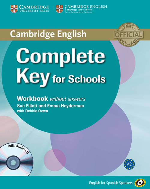 Complete Key for Schools, ESS Edition, Workbook