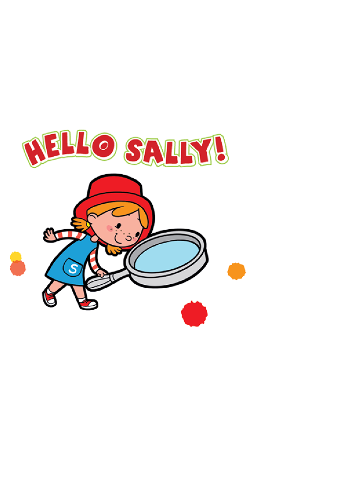 Hello Sally L2