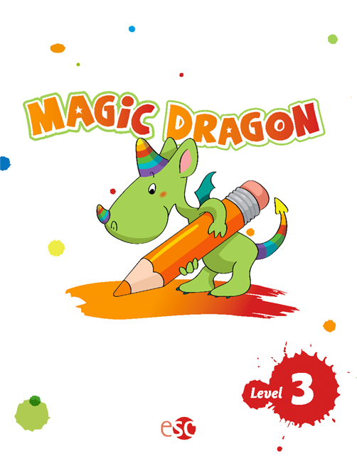 Magic Dragon Level 3