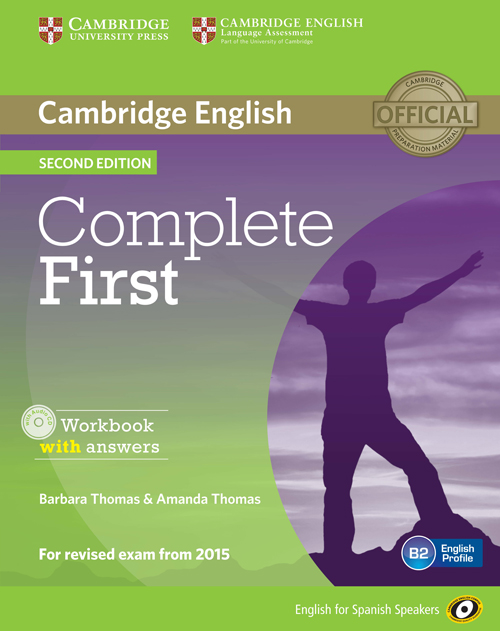 Complete First 2nd ed, ESS, Workbook