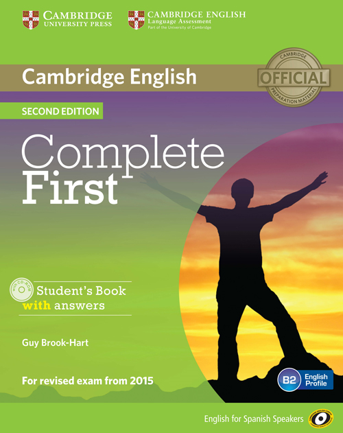 Complete First 2nd ed, ESS, Student's Book