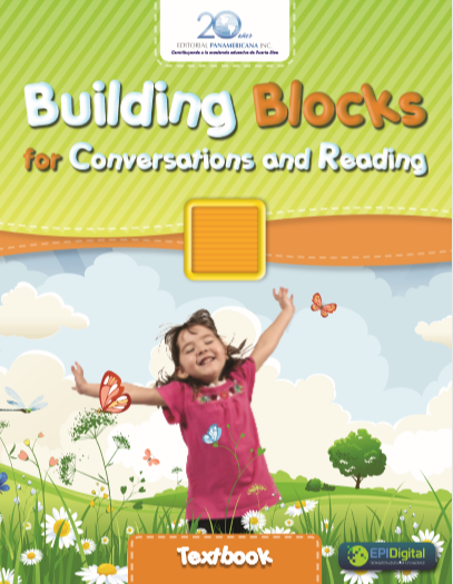 Building Blocks for Conversations and Reading 1