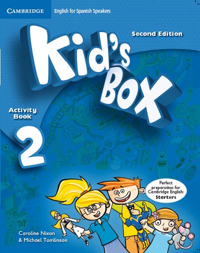 Kid's Box 2nd 2 Activity Book (Enhanced PDF) | Digital book