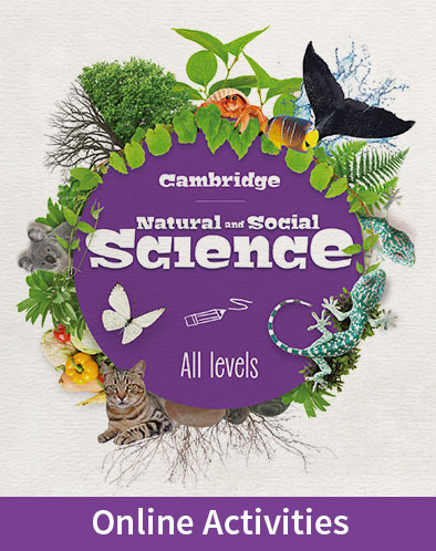 Natural & Social Science Levels 1-6 Pupil's Online Activities