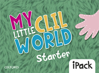 My Little CLIL World. Starter. iPack