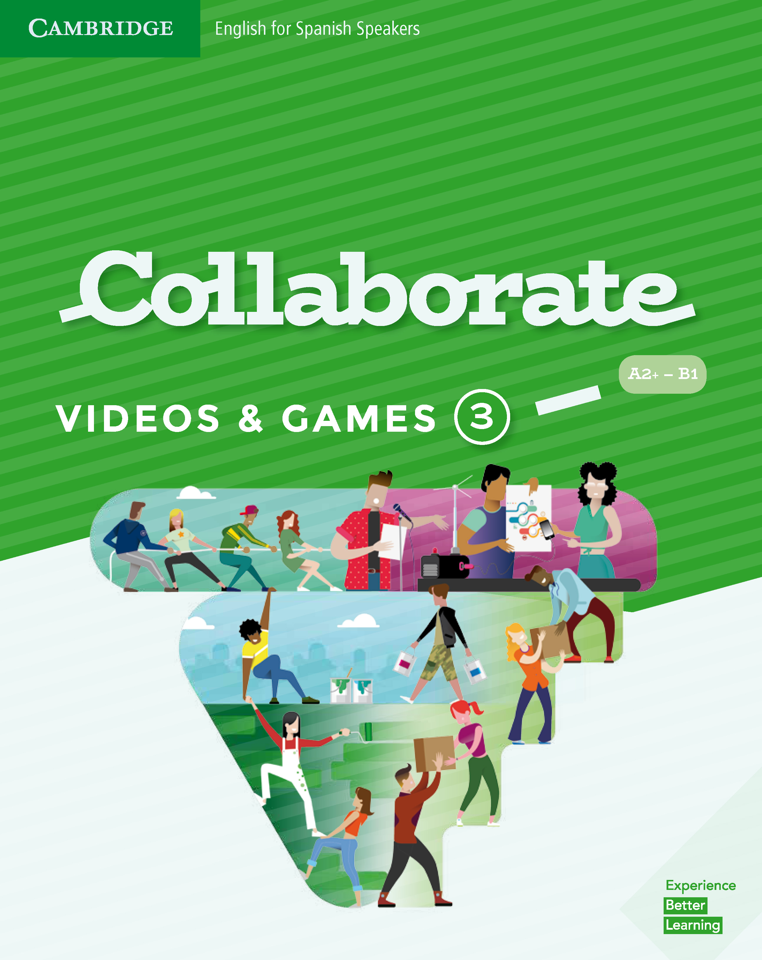 Collaborate 3 Videos & Games Bank