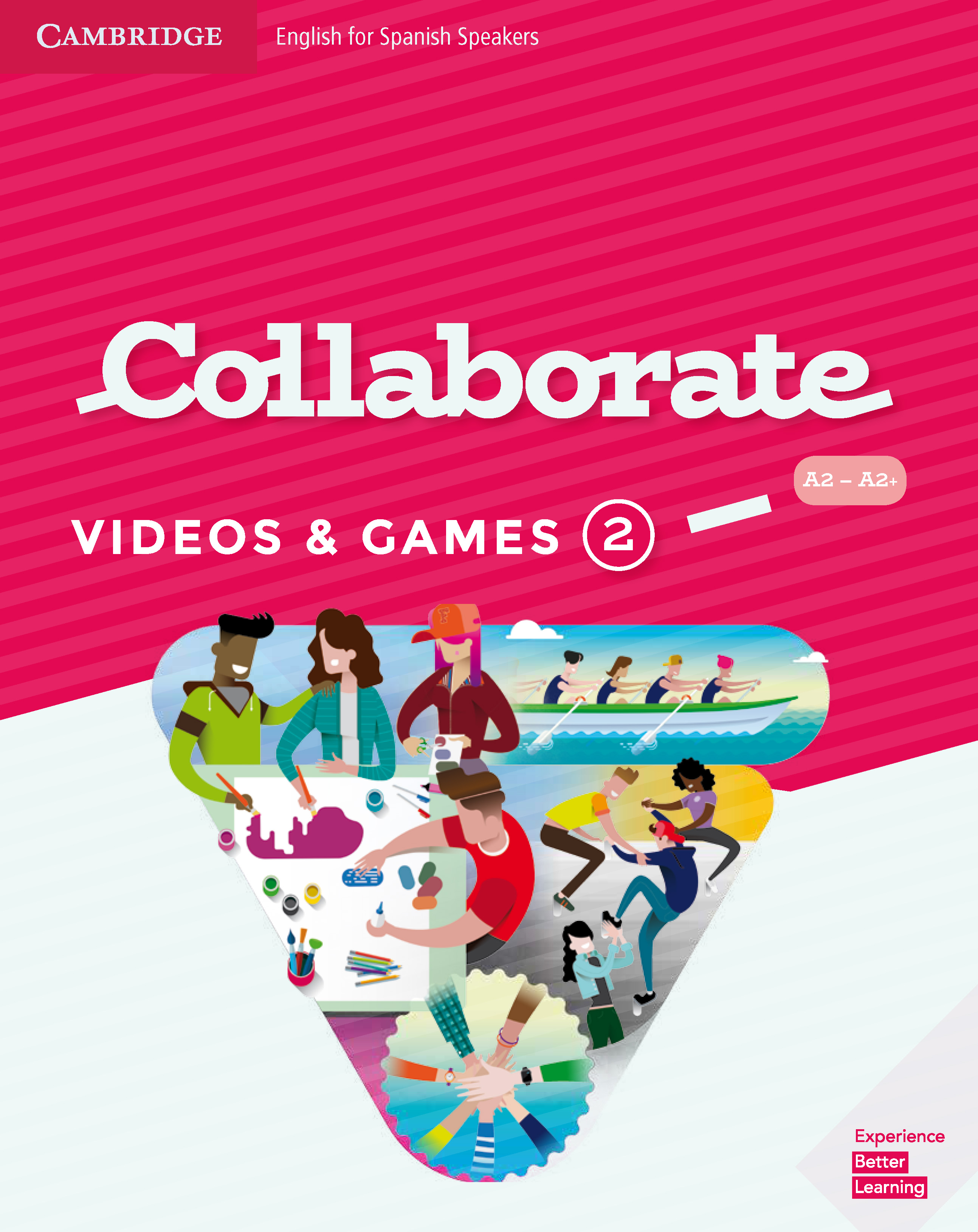 Collaborate 2 Videos & Games Bank