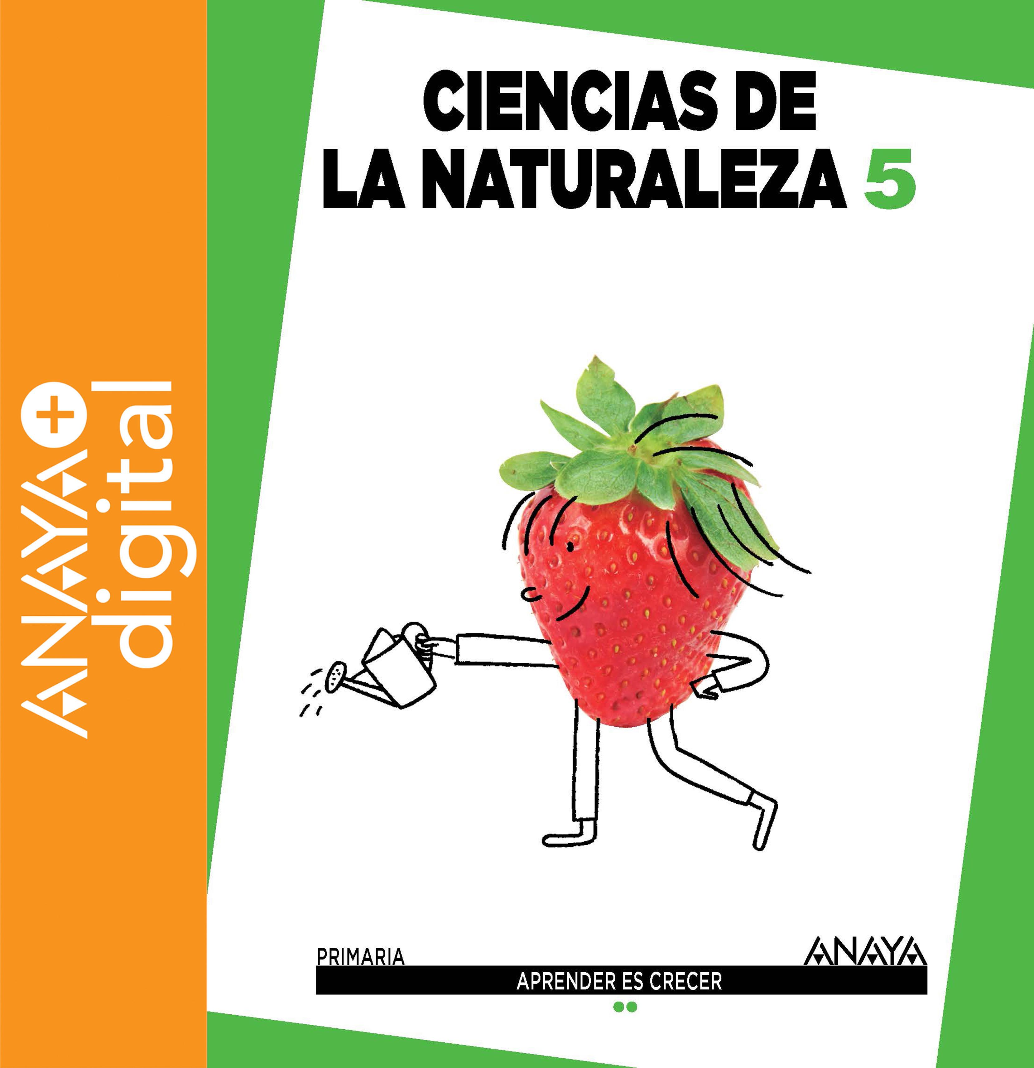 Ciencias Naturales 5º Anaya Digital Digital Book Blinklearning