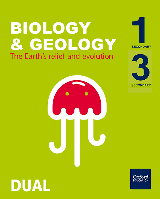 Geology 1 & 3 ESO DUAL (The Earth's relief and evolution)