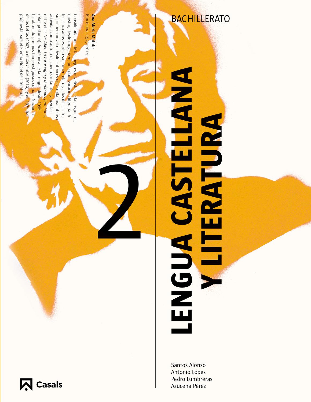 Lengua castellana y Literatura 2 BA | Digital book