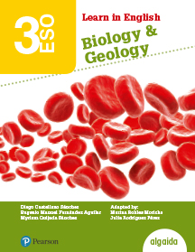 Learn in English Biology & Geology 3º ESO. Algaida +