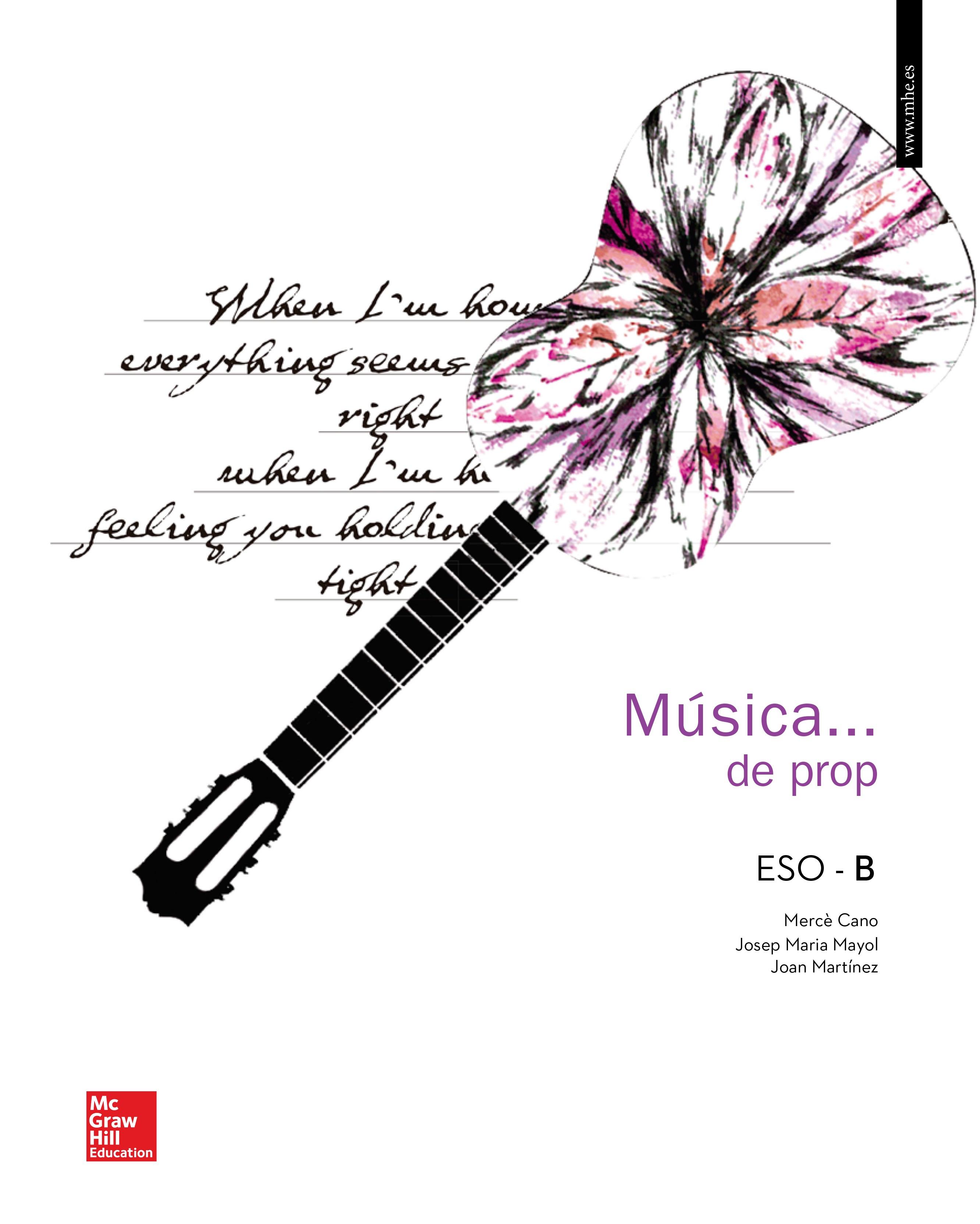 InteractiveBook - Música 2 ESO CAT   Digital book