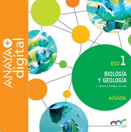 Biología Y Geología 1 Eso Anaya Digital Libro Digital Blinklearning